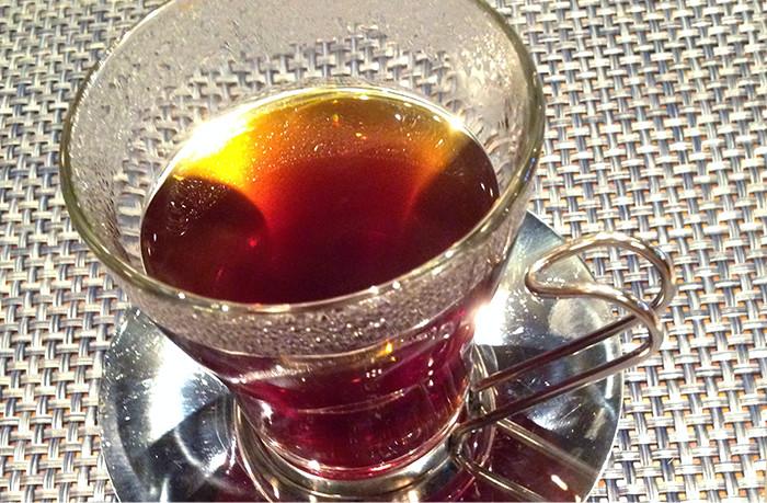 モンスーンのコーヒー
