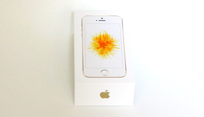 iPhoneSE箱