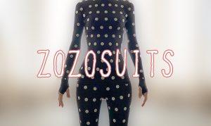ZOZOSUITS(ゾゾスーツ)を着用して、計測したら衝撃の結果
