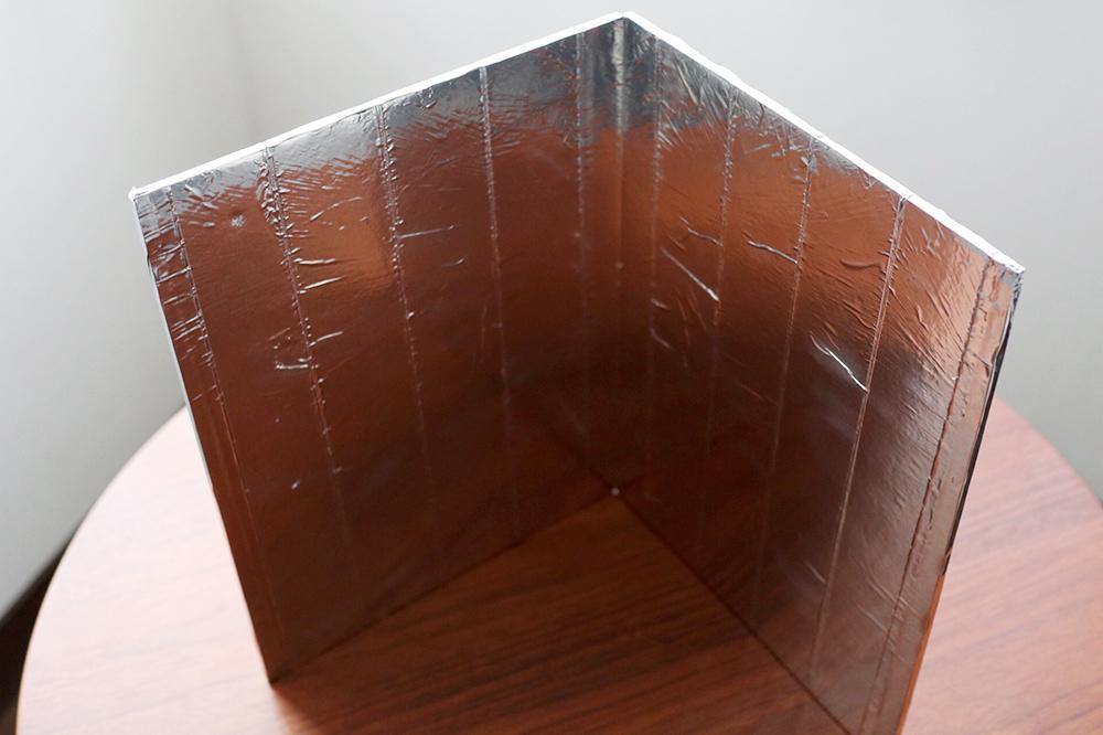 DIYレフ板