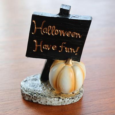 Halloween置物
